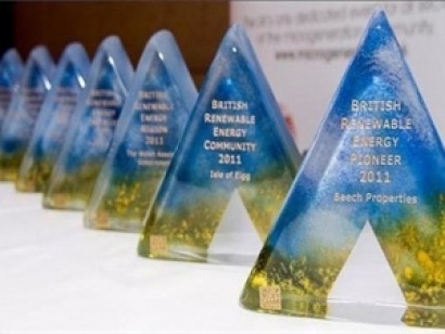 REA awards celebrate the best in British renewables