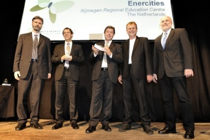 Winners of EU awards for sustainable energy announced
