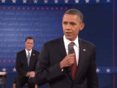Presidential debate in US highlights stark difference on energy