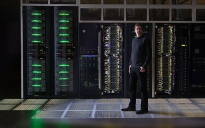 NREL data center optimized for energy efficiency