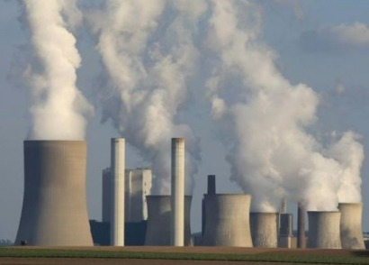 Global CO2 emissions exceeded 35 billion tonnes for the first time in 2013