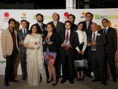MESIA announces winners of the 2014 Solar Awards