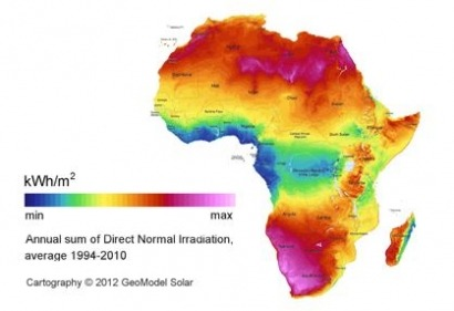 Mapping the Renewable Energy Revolution