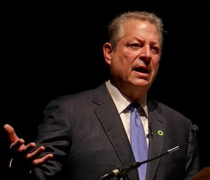 Al Gore Meets With Trump, Says Conversation Was