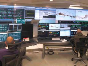 Enel inaugura la sala de control de energías renovables más grande del país