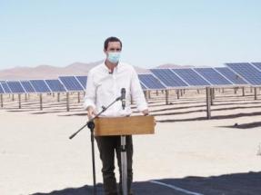 La Empresa Nacional de Minería, la primera compañía chilena en su tipo en funcionar sólo con energías renovables