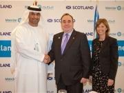 Scotland and Masdar agree framework for comprehensive renewable energy plan