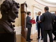 Obama announces new climate change initiatives