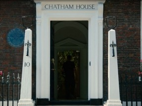 Chatham House report inspires debate, consternation