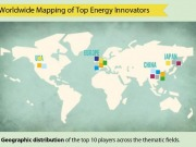 New global ranking identifies top energy innovators