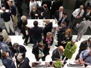 Plenary panel debates liberalisation and decarbonisation of European power market