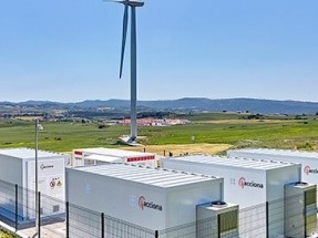 ACCIONA Energy starts up the first hybrid plant pairing a grid-connected wind farm with battery storage