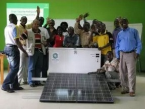 Dulas dispatches solar refrigerators to Nigeria