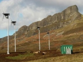 Eigg Electric finds renewable energy success on tiny Scottish island