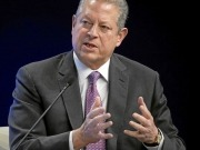 In Davos, former US VP Al Gore says price-parity of renewables is key to solving climate change challenges