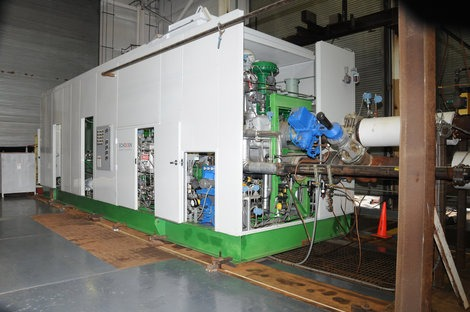 Dresser-Rand hosts technology day to demonstrate new waste heat recovery system
