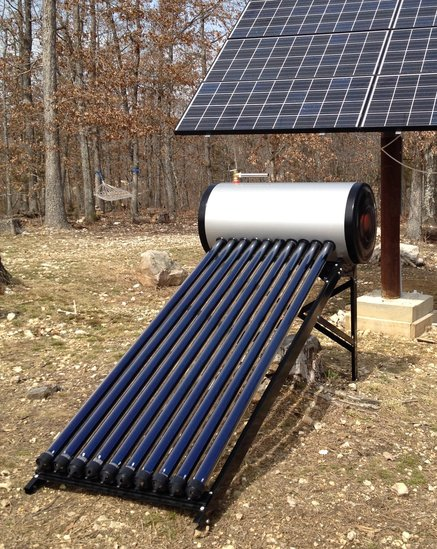 Affordable Solar Project preparing to launch new solar water heaters