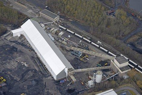 Rubb helps to develop UK biomass facility at Ironbridge, Shropshire