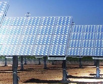 Delta installs 1.25 MW SolFocus CPV system in Italy