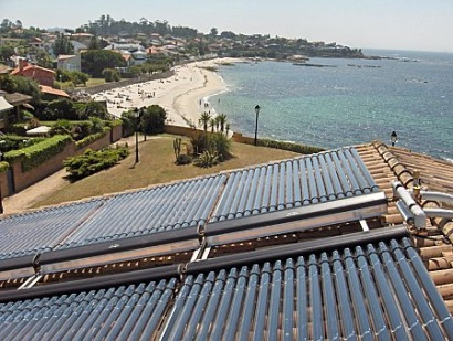 Solar thermal market remains static in 2011