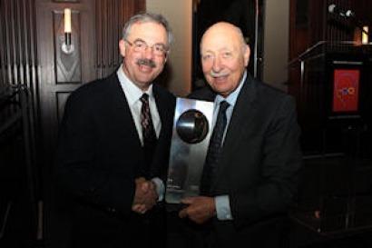 Fred Morse receives 2012 SHC Solar Award