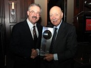 Fred Morse receives 2012 SHC Solar Award