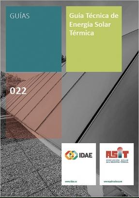 La Guía Técnica de Energía Solar Térmica de buenas prácticas se actualiza