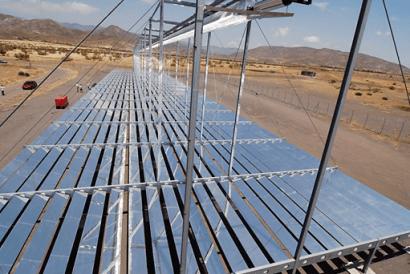 Termosolar made in Spain: 2,19% de la potencia instalada en España; 3,56% de la electricidad producida