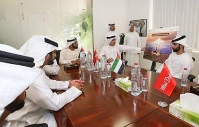 Dubai building world