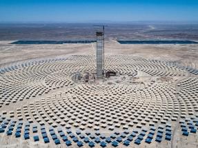 Presentan un mapa del potencial para la instalación de torres de energía termosolar
