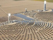Abengoa's Solana, first large-scale solar plant in the US with thermal energy storage, begins commercial operation