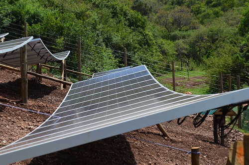 First Sun2Rope Solar Energy Project Completed in Kenyan Safari Camp